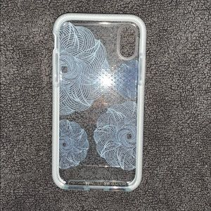 iPhone X tech 21 case